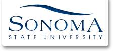 Image result for sonoma state university logo""