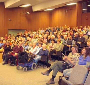 SFI audience